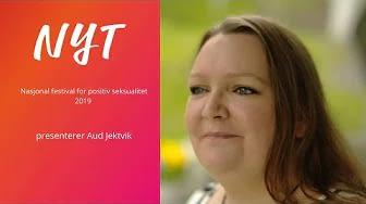 Hva er BDSM? Aud Jektvik på Nytfestivalen 2019 -