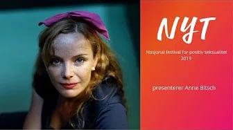 Anne Bitsch på Nytfestivalen -